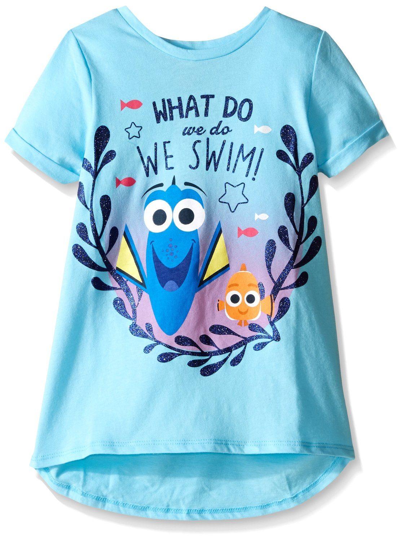 Disney Girls' Dory and Nemo