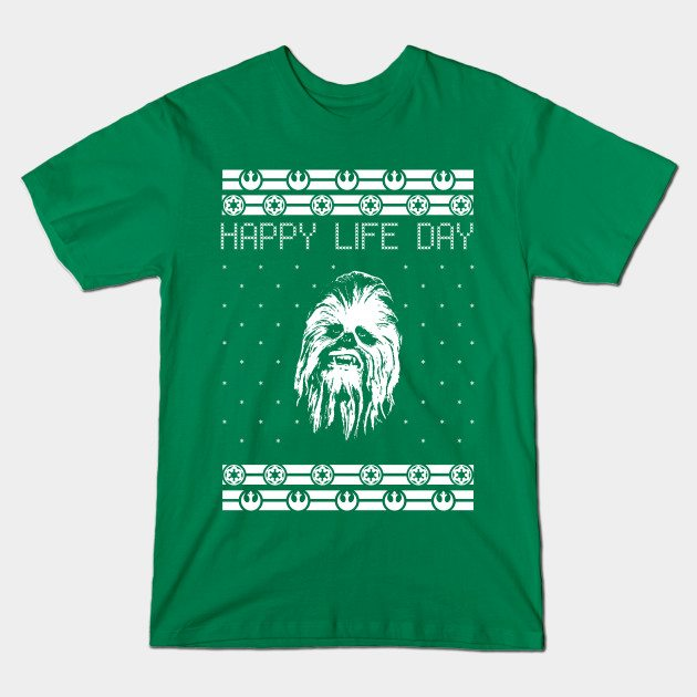 Happy Life Day 2 – Star Wars Christmas Shirt