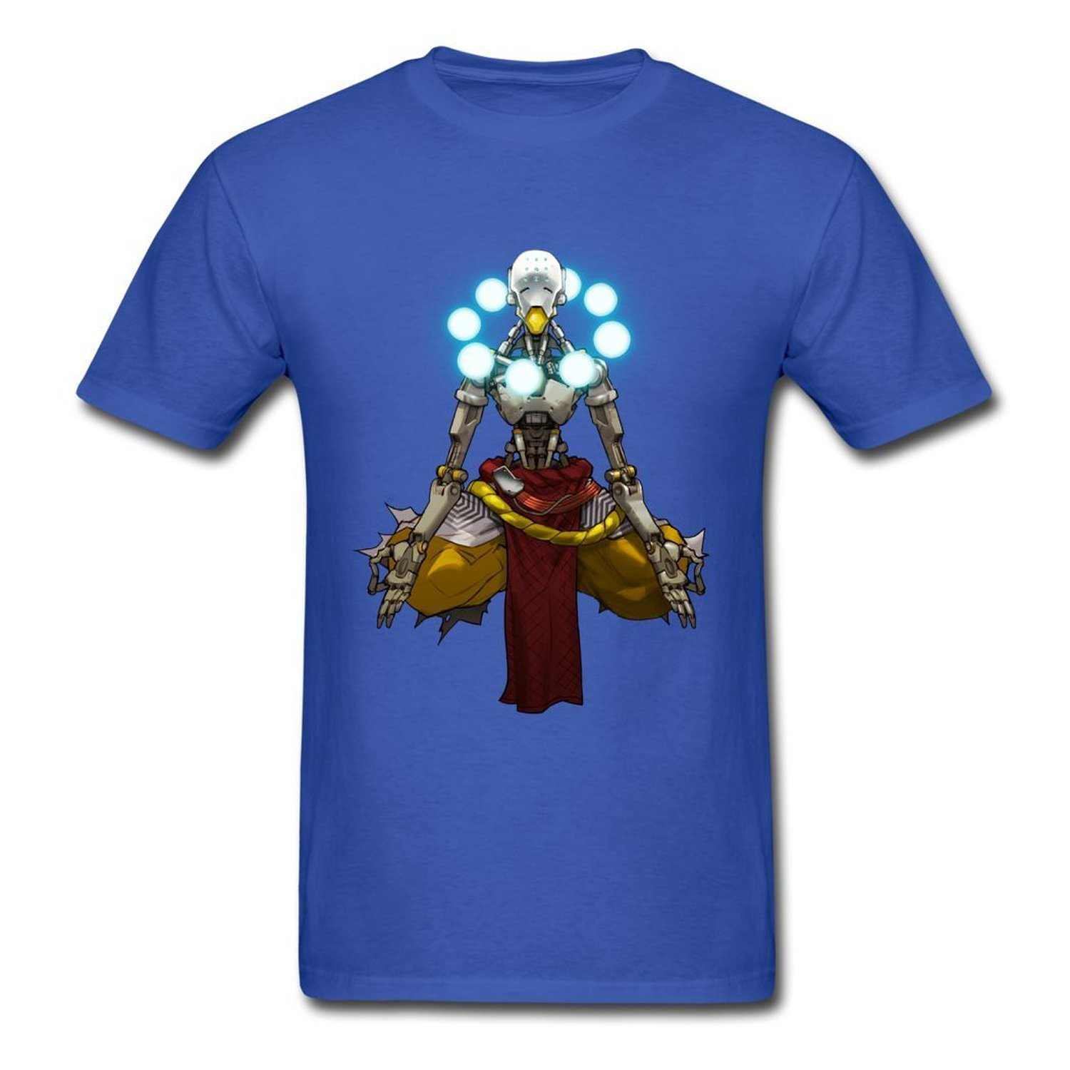 Interesting Zenyatta Overwatch Student Tee
