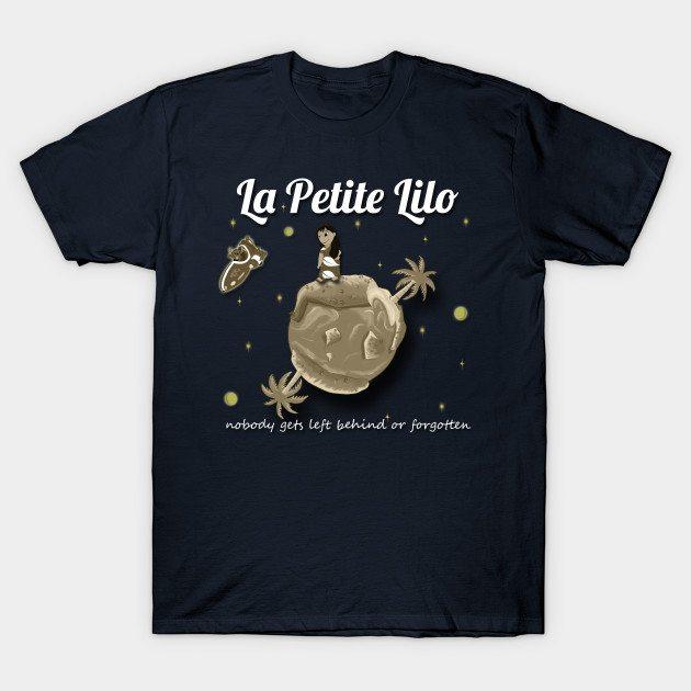 La Petite Lilo (monotone)
