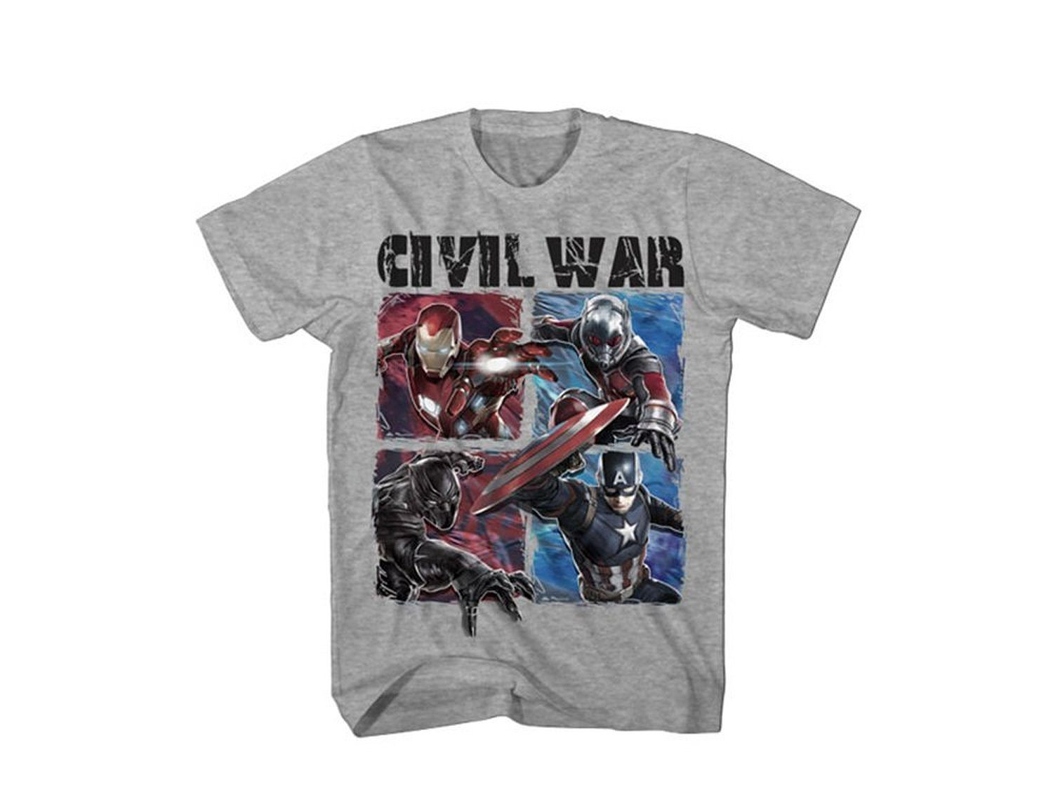 Marvel CCaptain America Civil War Squaring Up