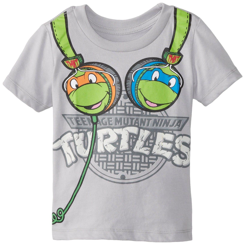 Teenage Mutant Ninja Turtles Boys' Cowanbunga