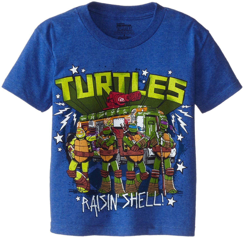 Teenage Mutant Ninja Turtles Boys' Group