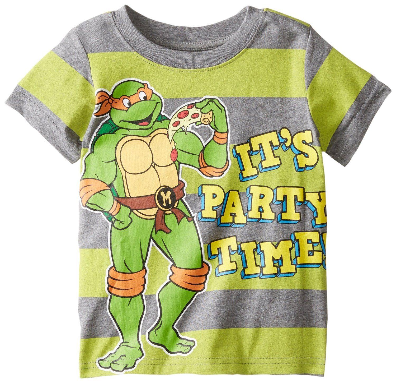 Teenage Mutant Ninja Turtles Boys' It's Party Time