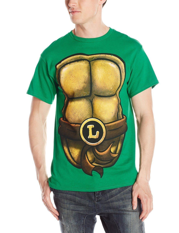 Teenage Mutant Ninja Turtles Men's TMNT Leonardo