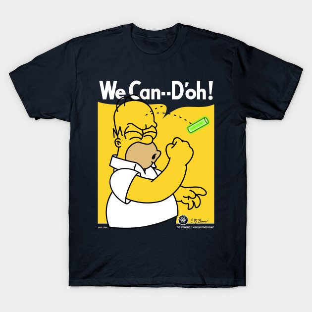 We Can–D'oh!
