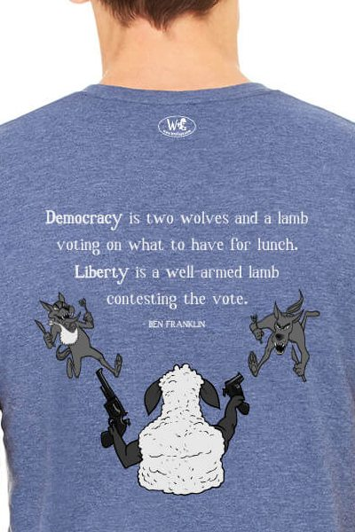 Ben Franklin on Democracy