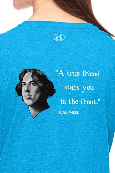 Oscar Wilde on True Friends