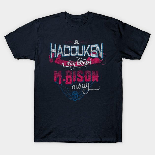 A Hadouken A Day Keeps M.Bison Away | Grunge Edition