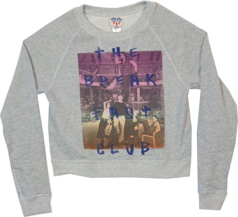 Breakfast Club Women's Sweatshirt by Junk Food
