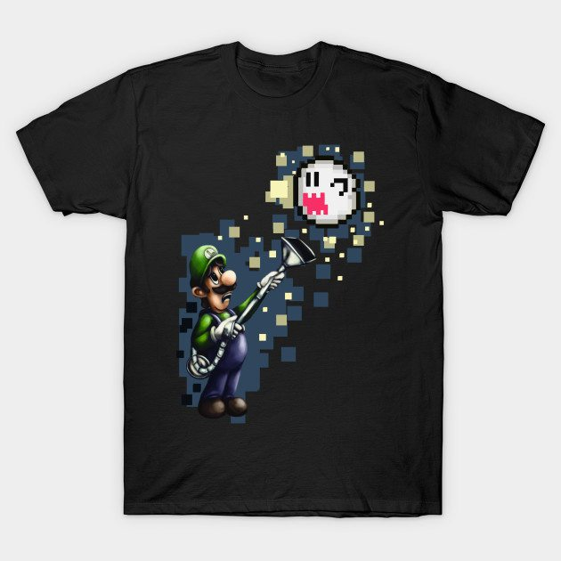 Catching Ghosts. T-Shirt