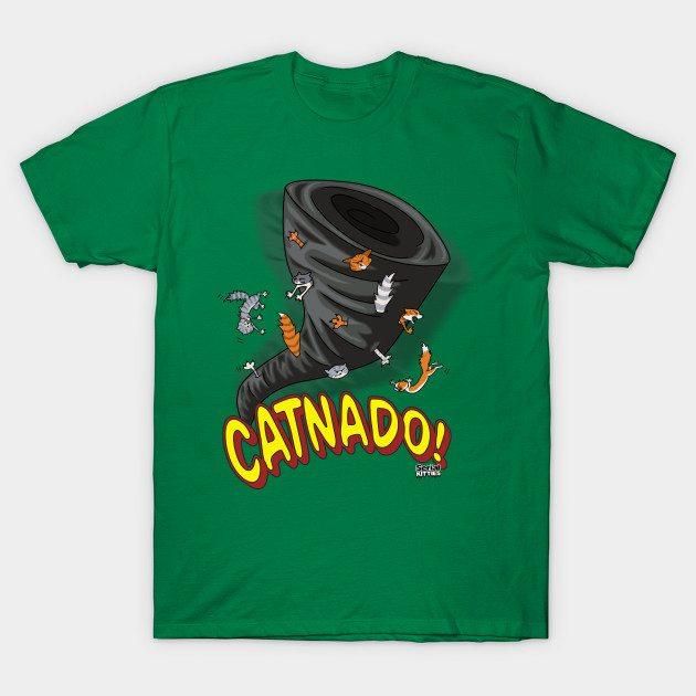 Catnado! T-Shirt