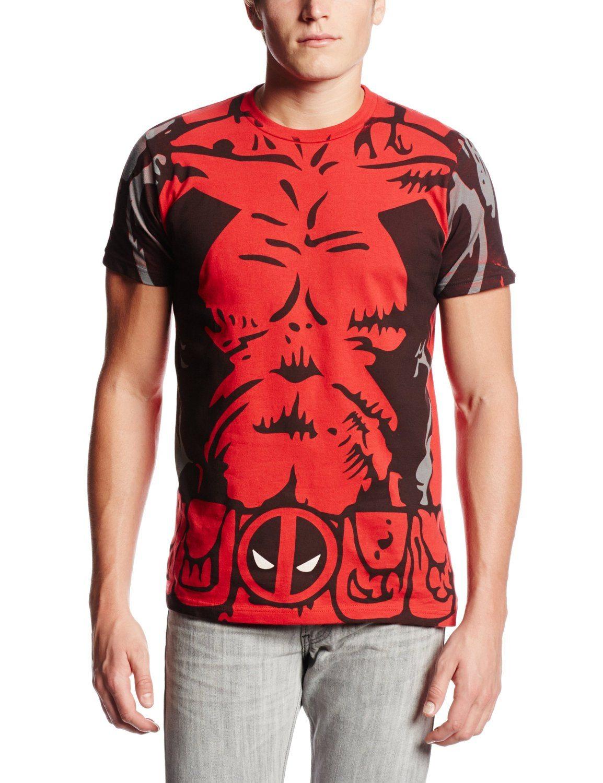 Deadpool full-print
