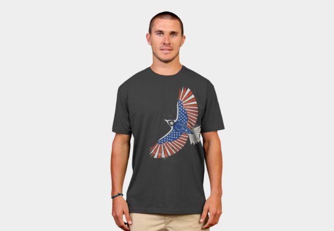 Deco American Eagle