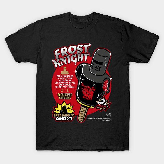 Frost Knight Ice Pop