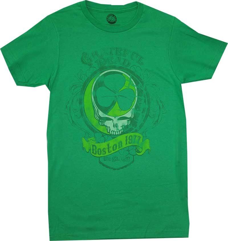 Grateful Dead Boston 1977 T-Shirt