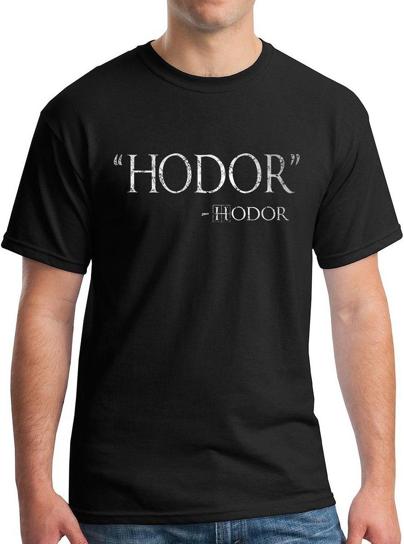 Hodor quoting Hodor