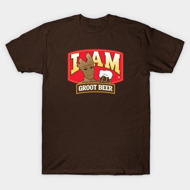 I Am Groot Beer