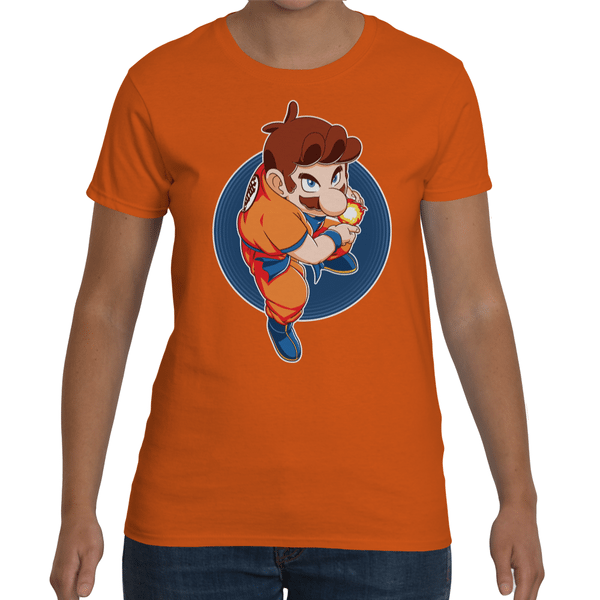 Ladies – Super Dragon Bros T-Shirt