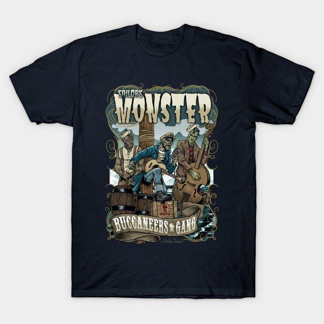 Monster Gang T-Shirt