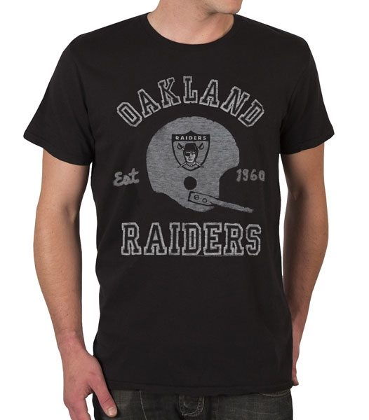 NFL Oakland Raiders T-Shirt by Junk Food