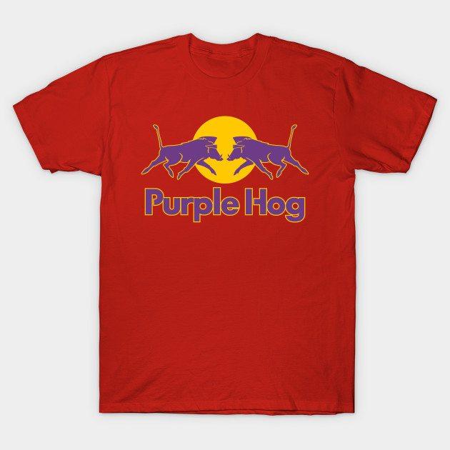 Purple Hog