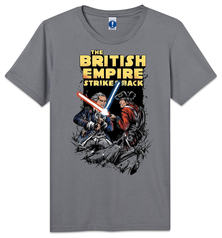 The British Empire Strikes Back