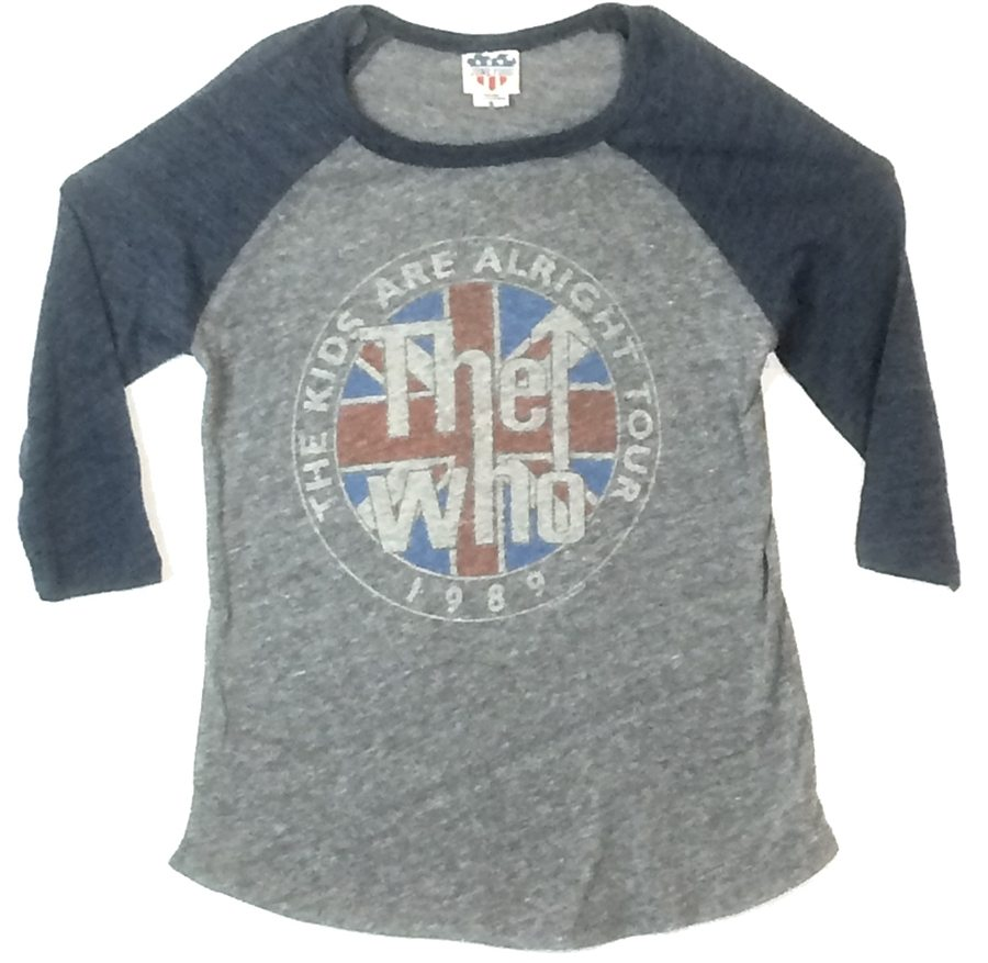 The Who Kids are Alright Junior's Raglan