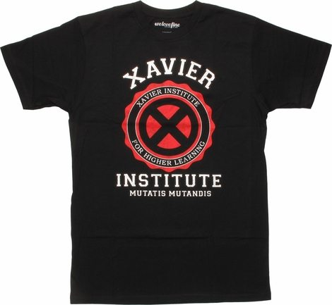 X Men Xavier Institute Mutatis Mutandis MF