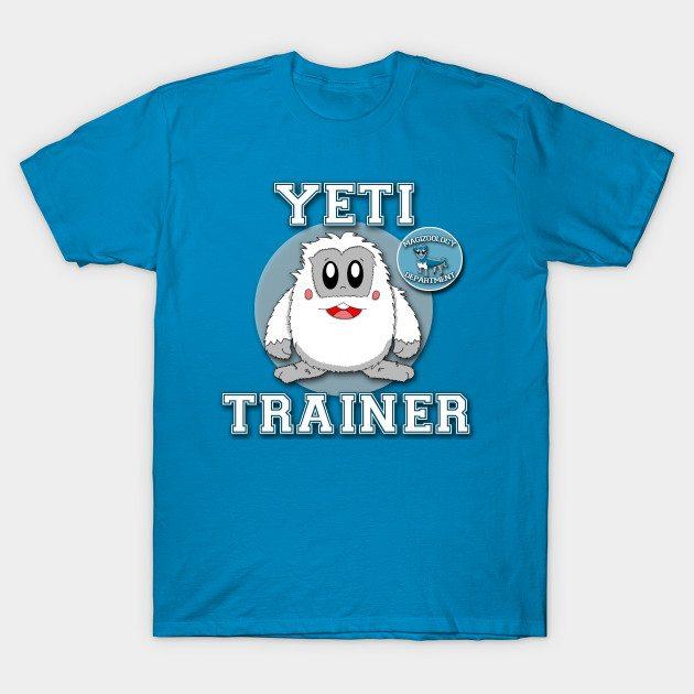Yeti Trainer