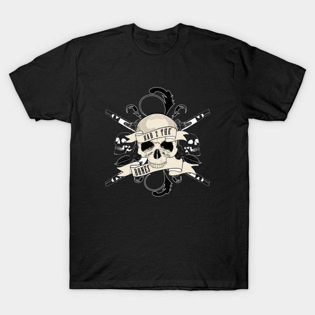 Bad 2 The Bones T-Shirt