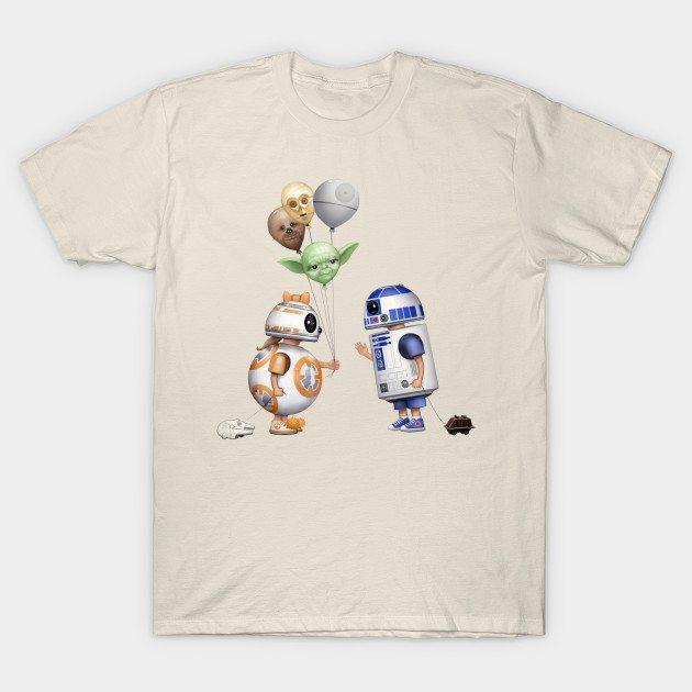 BB R2 R2 R2 R2 R2 R2 R2 R2 T-Shirt