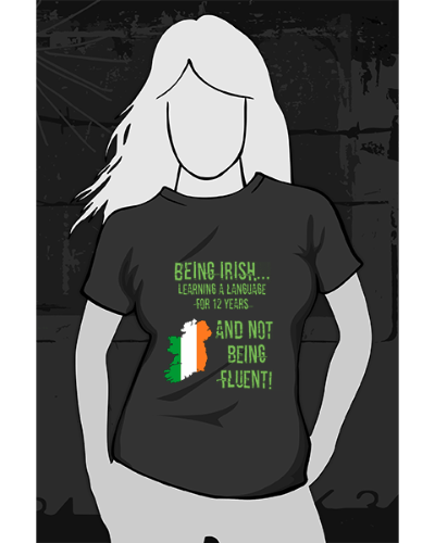 Being Irish….