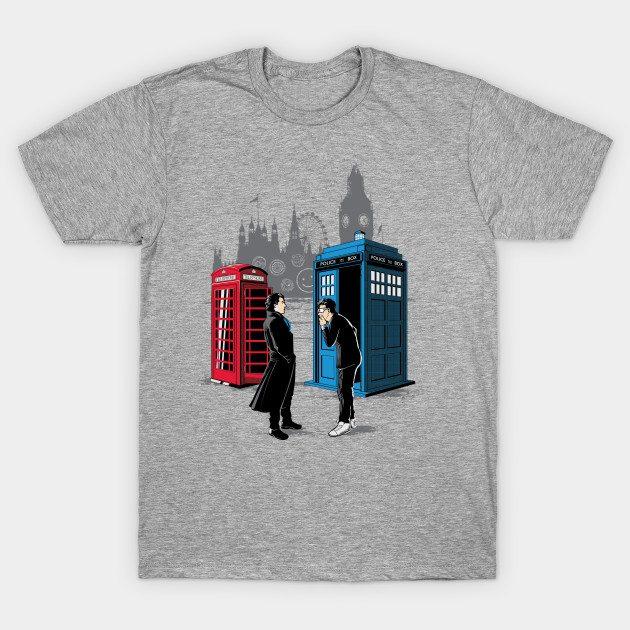 CABINS COLLIDE T-Shirt