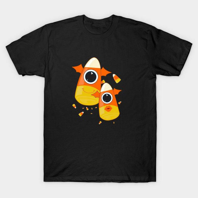 Candy Corn Monsters T-Shirt