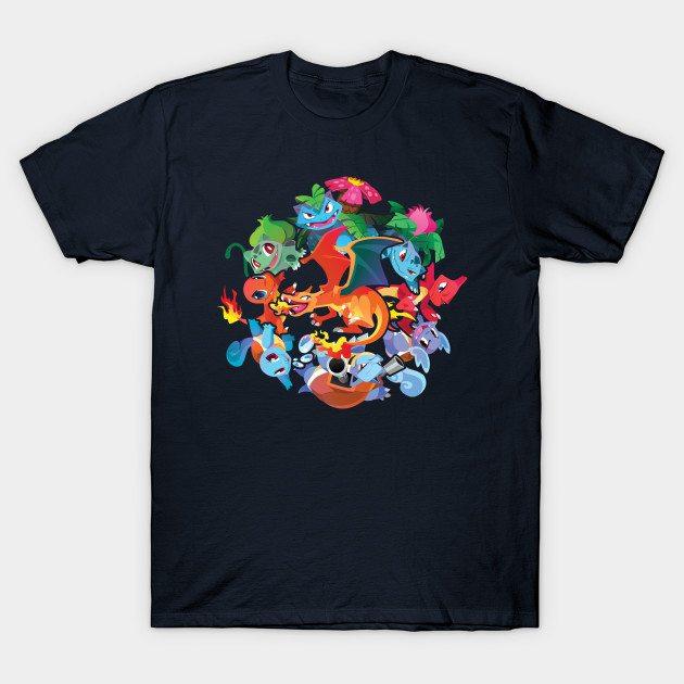 Catch em' All T-Shirt