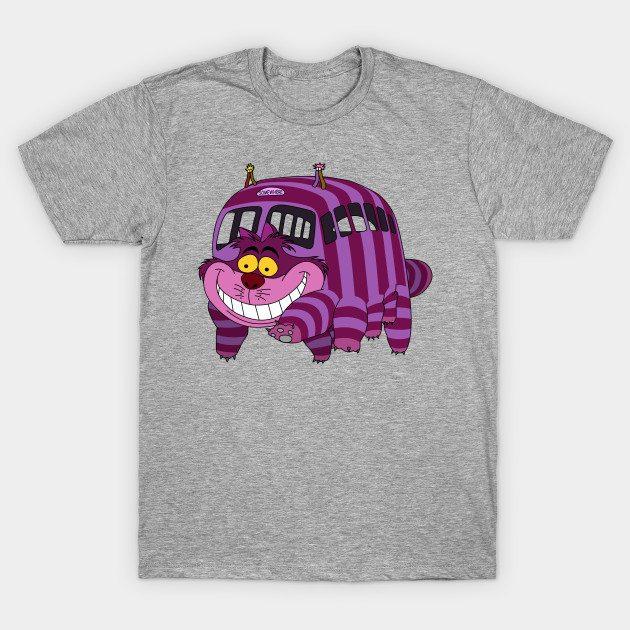 Cheshire Catbus T-Shirt