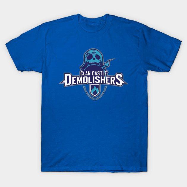 Demolishers T-Shirt