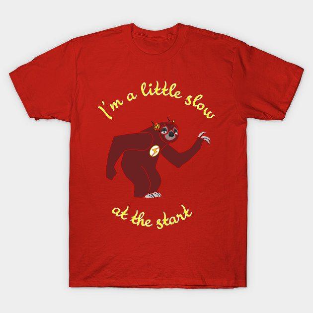Flash the Sloth, Zootopia T-Shirt
