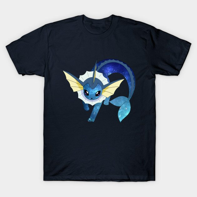 Galactic Vaporeon T-Shirt