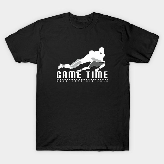 Game Time – Tackle T-Shirt