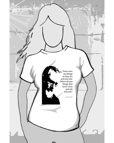 George Bernard Shaw – Some Men….