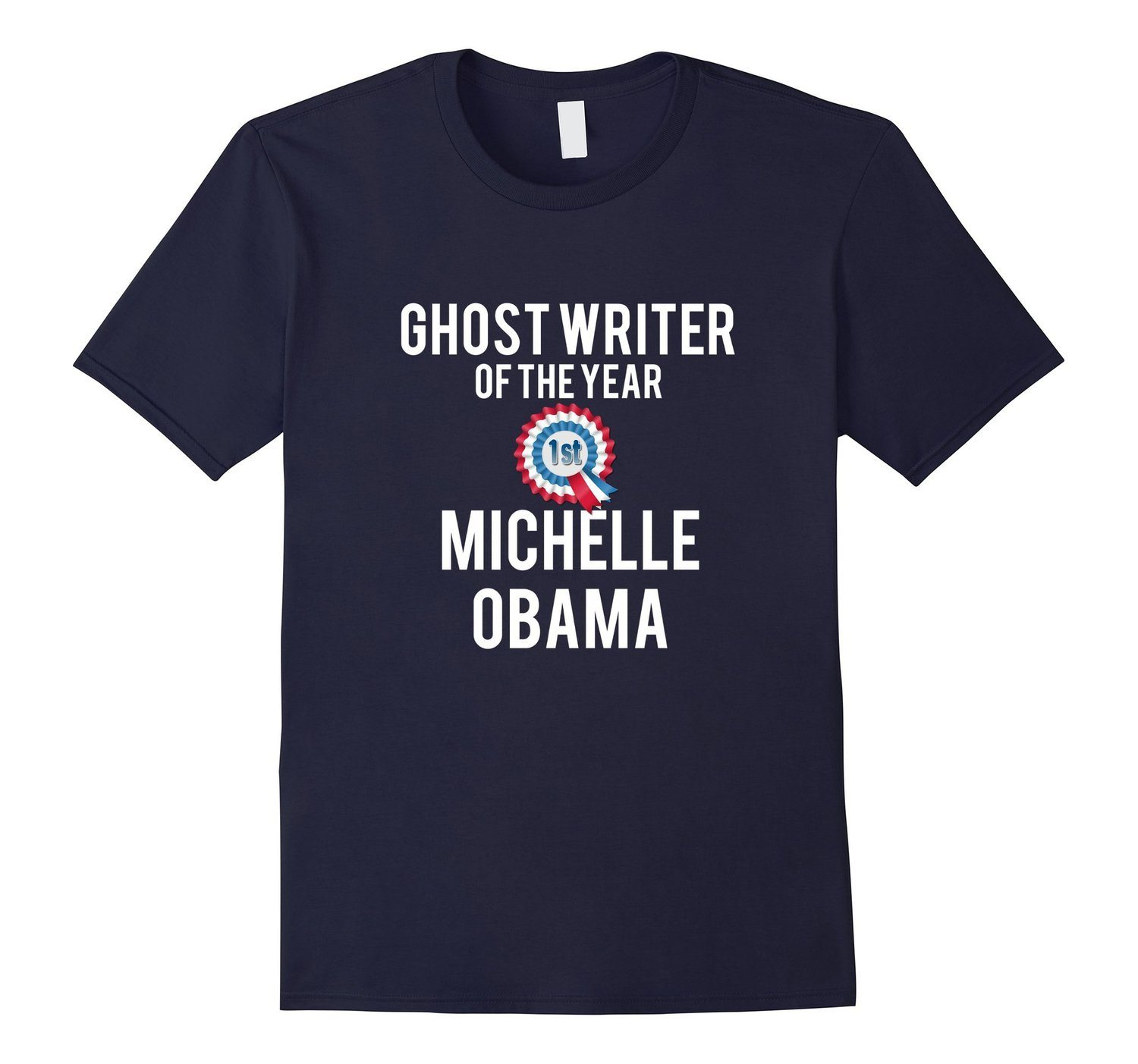 Ghost Writer Award Michelle Obama Funny
