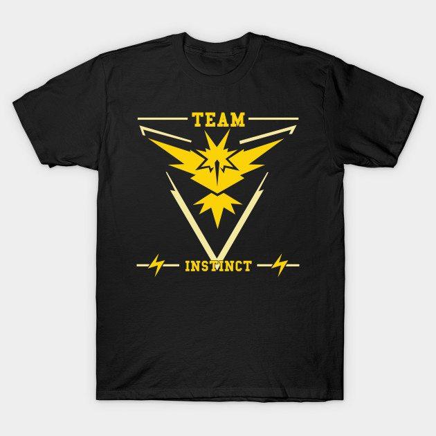GO Team Instinct T-Shirt