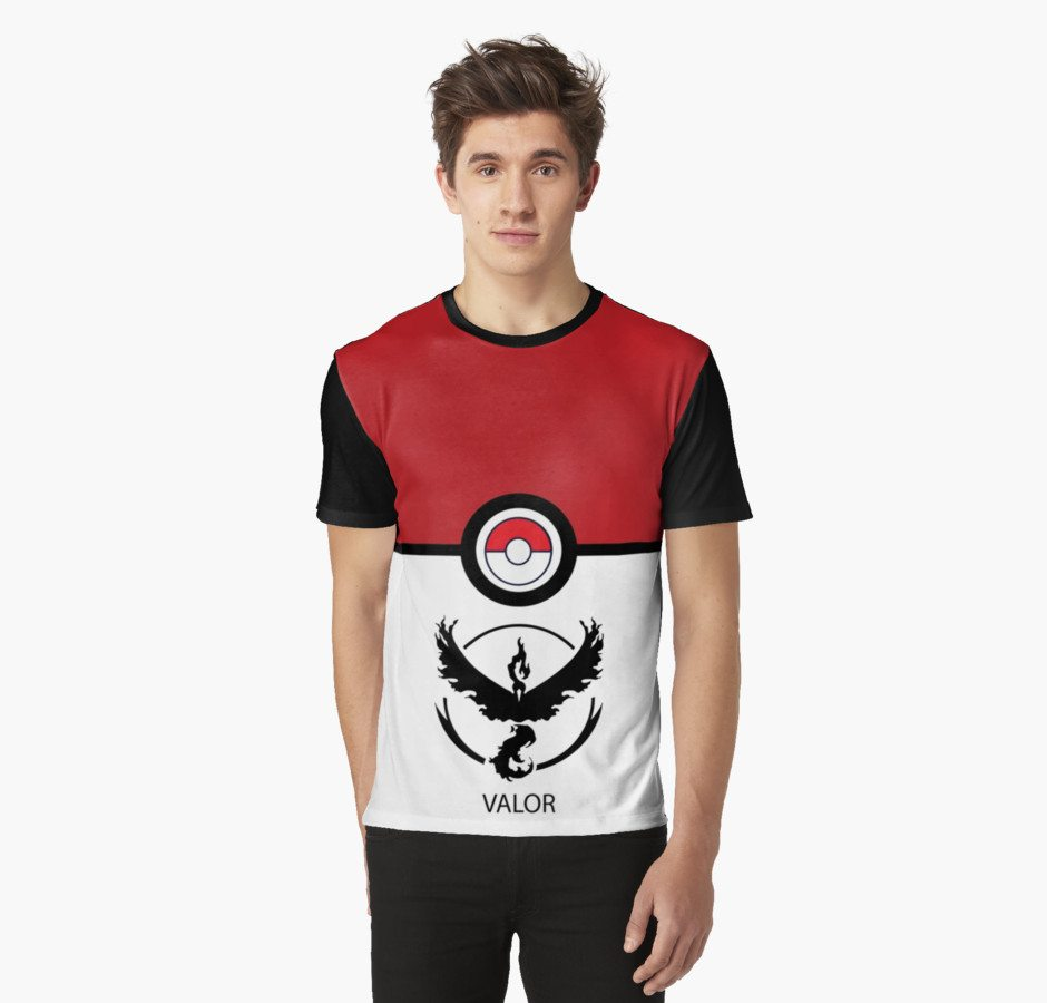 Go VALOR – Pokemon Go