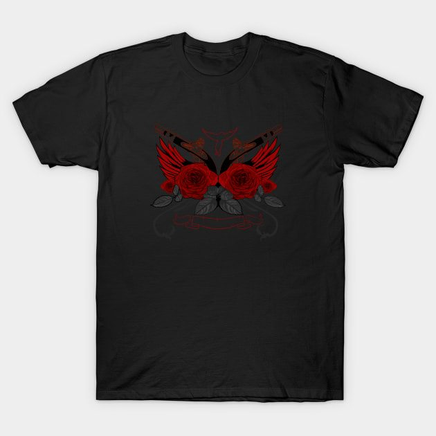 Guns and Roses RED T-Shirt