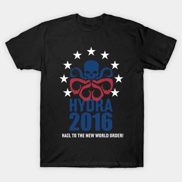 HYDRA 2016 T-Shirt