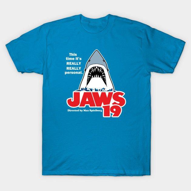 Jaws 19 T-Shirt