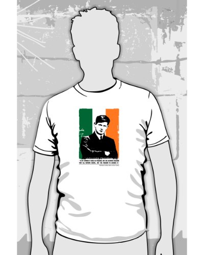 Michael Collins – In my opinion it gives us freedom…..