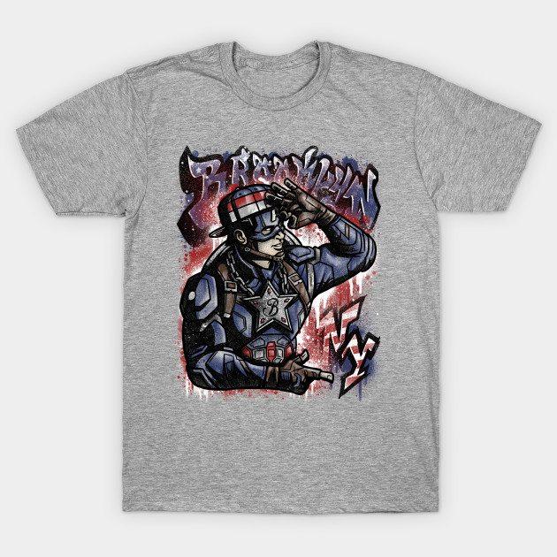 New York Boys – Brooklyn T-Shirt